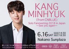الوسم #CNBLUE على تويتر Cnblue, Minhyuk, Kang Min Hyuk, See You Again, Japan, Night, Music, Movie Posters, Photos