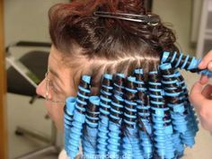 spiral perm rod - Google Search