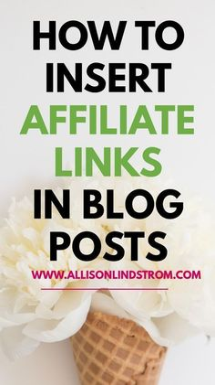 What is the Best Affiliate Marketing Program for Beginners? Make Money Blogging, Way To Make Money, Make Money Online, Blogging Ideas, Earn Money, Money Fast, Amazon Affiliate Marketing, Online Marketing, Content Marketing