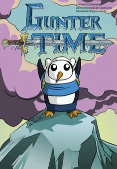 Gunter Time! by cristinademanuel on deviantART