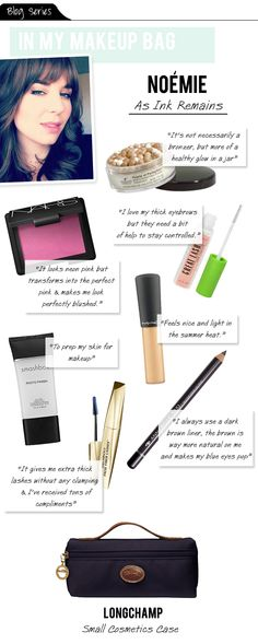 The Vault Files: In my makeup bag - repinned by www.dobundle.com