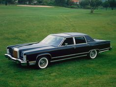 Lincoln Mark Series | 1979 Lincoln Continental Mark V Collector's Series Body Gallery/1979 ...