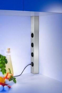 thebo sts 3007 ecks ule edelstahl mit schalter f r licht k che pinterest schalter. Black Bedroom Furniture Sets. Home Design Ideas