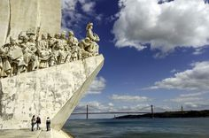 Living La Vida Lisboa: Is this Europe's most exciting city break? - via Independent.ie 20.05.2016 | Could Lisbon be Europe's most exciting city break destination? Photo: Monument to the Discoveries, Belem, Lisbon