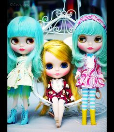 Photo: Turbow. Splendor is wearing House of Pinku – Quistis is wearing *jaszmade – Sonador is wearing Poupée Mécanique.