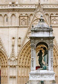 The Cathedral, Rhône-Alpes, Lyon, France