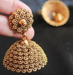 Antique-earrings