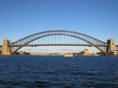 le Harbour Bridge Sydney