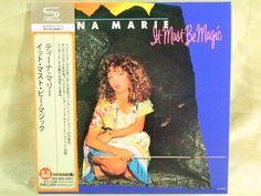 CD/Japan- TEENA MARIE It Must Be Magic w/OBI RARE MINI-LP SHM-CD 2013 remaster #DiscoFunkSoul