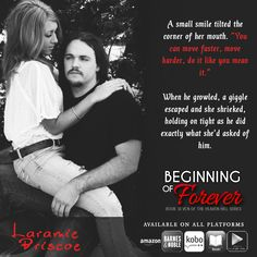 Morning Books and Coffee: Beginning Forever by Laramie Briscoe
