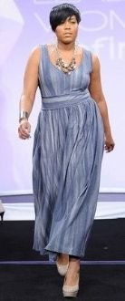 Plus Size Maxi Dress by Jibri