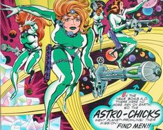 Jack Kirby's Ten Most Amazingly Underused Concepts