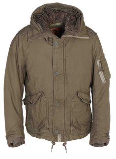 "28"" Cotton Bedford cord N-4 flight jacket 81205"