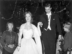 Romy & Karlheinz Böhm, 1957