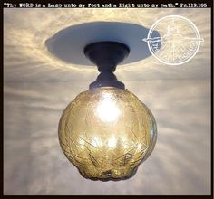 When you need drama choose a vintage inspired Mid Century ceiling light. Amber & Gold bring richness to any room. Mason Jar Pendant Light, Mason Jar Light Fixture, Mason Jar Wall Sconce, Mason Jar Lighting, Gold Ceiling Light, Glass Ceiling Lights, Mid Century Light Fixtures, Vintage Mason Jars, Metal Canopy