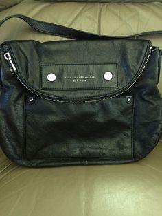 Marc Jacobs Black Shoulder Bag #MarcbyMarcJacobs #ShoulderBag