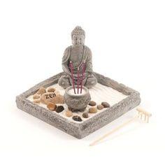 "Zen Buddhism, garden ""Buddha"": Amazon.co.uk: Kitchen & Home"