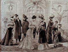 moda de los salones de paris
