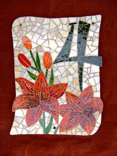 This Mosaic was Pinned By www.mosaicnumbers.com
