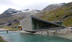 Trollstigen National Tourist Route Project