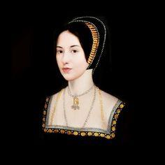 Old Portraits, Anne Boleyn, Queen Anne, Tudor, Moth, Women, Woman