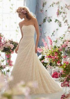Brautkleid VOYAGE Kollektion v. MORI LEE