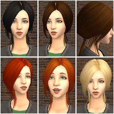 - 6 Natural Colors.- Textures are a blend between Neena Needle's and Rose's.- Child to Elder (Grey included in the black file).- Mesh by Rose included.- Linked, binned and compressed.DOWNLOAD ROSE 87 HERE