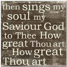 Red Letter Words - Christian Wall Art, Quotes & Paintings - Hymns And Folk Songs