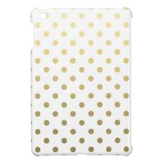 Gold Polka Dots Pattern | iPad Mini Case We have the best promotion for you and if you are interested in the related item or need more information reviews from the x customer who are own of them before please follow the link to see fully reviewsHow to          Gold Polka Dots Pattern...