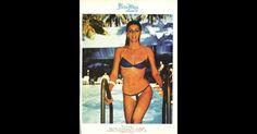 Livro conta história da moda praia nas areias cariocas - A modelo Rose di Primo em anúncio da marca de moda praia Blue Man na década de 1970. A marca foi uma das pioneiras a investir neste segmento no Brasil Divulgação/Vogue