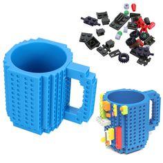 Lego cup for legotherapy | Lego чашка для леготерапии