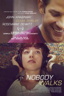Nobody Walks - Directed by Ry Russo-Young