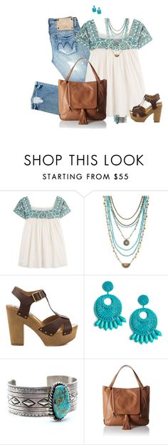 """""""Yes please"""" by sherry7411 on Polyvore featuring Christophe Sauvat, Lucky Brand, Mojo Moxy and Kooba"""