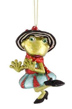 Hänger Swinging Frog Lady, blau grün/blau [A] Gift Company http://www.amazon.de/dp/B005R0DKFK/ref=cm_sw_r_pi_dp_W5QOub1CBB58Z