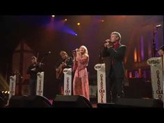 """Randy Travis and Carrie Underwood - """"Is It Still Over?"""""""