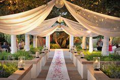 decoration de plafonds mariage gard une décoration de mariage