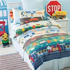 Kids Bedding, Kids Curtains & Bedroom Accessories from Children's Rooms Double Duvet Covers, Single Duvet Cover, Duvet Sets, Duvet Cover Sets, Bedroom Themes, Kids Bedroom, Kids Bed Linen, Kids Bean Bags, Kids Room Organization