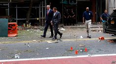 Questions remain after an explosion in New York