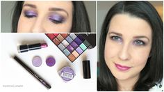 Makeup Glittery purple look [Monday Shadow Challenge]     (Défilez vers lebaspour le français /Visita aquí mi artículo en español)  Does this Monday feel sweeeeetor what?! Just a few more days and I'll be on my way to Argentina I CAN'T WAIT!!  Let's still pretend it is a regular Monday and let's talk about makeup. Today theMonday Shadow Challengeis featuring one of my favourite shades PURPLE! Of course not just plain purple but Purple Glitter. Shall we take a closer look?  After the several…
