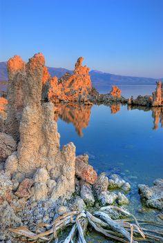 Mono Morning, Mono Lake, Lee Vining, CA