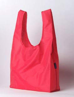 reusable bags. sure beats the ugly supermarket ones!