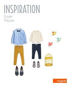 KIDS PHOTO SESSION - Easter outfits combine with Bird cage Magenta's props + birds Magenta's unique effect, // SÉANCE PHOTO ENFANTS - Vêtements pour Pâques combinés avec la cage d'oiseau, un accessoire photo Magenta + l'envolée d'oiseau, un effet unique à Magenta.