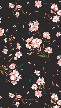 I wallpaper, pink flower wallpaper, iphone 7 plus wallpaper, iphone 7 wallpapers, Tumblr Wallpaper, Screen Wallpaper, Flower Wallpaper, Wallpaper S, Wallpaper Backgrounds, Pattern Wallpaper Iphone, Trendy Wallpaper, Wallpaper Makeup, Floral Wallpaper Phone