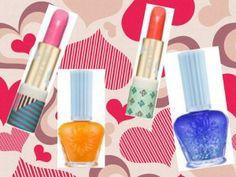 Paul & Joe Beauté Spring lipstick & nail colors - make a boquet that will last!