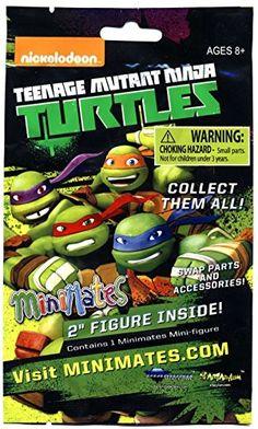 "Teenage Mutant Ninja Turtles Nickelodeon Minimates 2"" Mystery Pack (Diamond Select Toys) Animewild http://www.amazon.com/dp/B00QKQL0QQ/ref=cm_sw_r_pi_dp_lAz3wb12GNC3N"