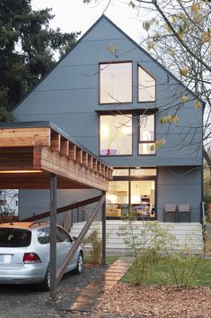 Gallery of Palatine Passive House / Malboeuf Bowie Architecture - 6