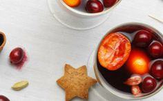 Glögg: Ein Rezept für skandinavischen Glühwein Rezept: Karin Messerli; Fotos: Daniel Valance