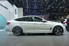 2015 BMW 3 Series Gran Turismo White