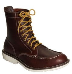 Timberland Earthkeepers® Moc Toe Work Boot (Men) available at #Nordstrom