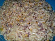 Pasta Salad, Potato Salad, Bacon, Potatoes, Ethnic Recipes, Food, Crab Pasta Salad, Potato, Essen